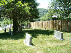 Middle Fork Baptist Church Cemetery