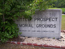 Little Prospect Memorial Grounds