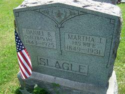 Daniel Bowser Slagle