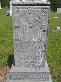 John Calvin Johnson