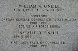 William A. O'Neill