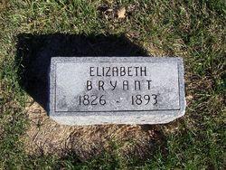 Elizabeth <i>Higgins</i> Bryant
