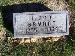Louisa Ann Annie <i>Wilson</i> Bryant