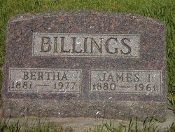 Bertha Elenor <i>Gowin</i> Billings