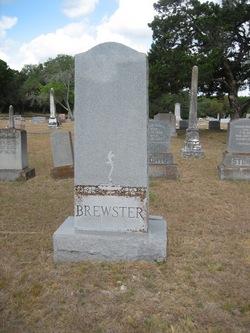 Mary Elizabeth <i>Wilson</i> Brewster