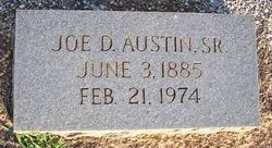 Joseph Deberry Joe Austin, Sr