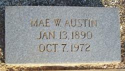 Henrietta Mae <i>Williams</i> Austin