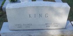 Nelle <i>Rives</i> King