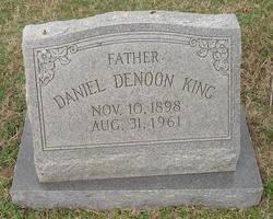 Daniel Denoon King