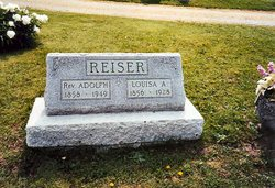 Rev Adolph Reiser