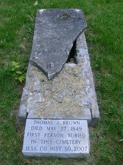 Thomas J. Brown