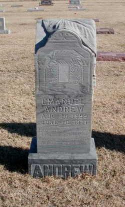 Emanuel Andrew