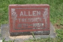 Tressie Elizabeth <i>Bogle</i> Allen