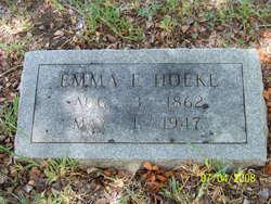 Emma <i>Friedrich</i> Hoeke