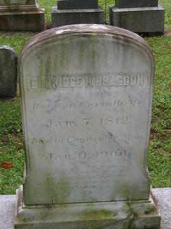 Elbridge H. Bragdon