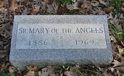 Sr Mary Of The Angels