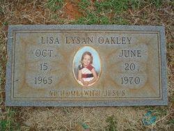 Lisa Lysan Oakley
