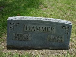 Marie Augustavie Gustavie <i>Henry</i> Hammer