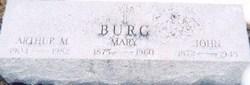 Arthur M. Burg