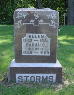 Sarah Catherine <i>Shumaker</i> Storms