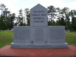 Price Memorial Cemetery
