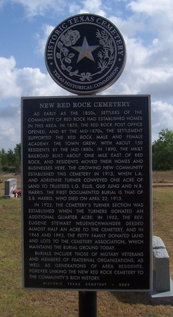 New Red Rock Cemetery