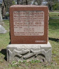 Martin P. Jenners