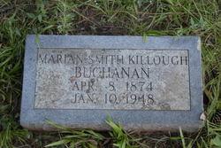 Marian <i>Smith-Killough-</i> Buchanan