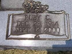 Ruby <i>Coffman</i> Burch