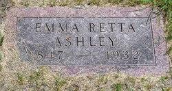 Emmaretta <i>Hill</i> Ashley