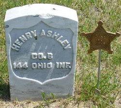 Henry Evander Ashley