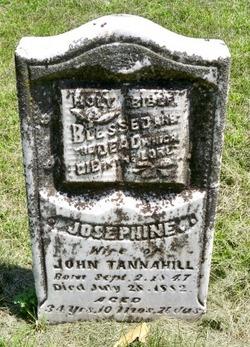 Juliette Josephine <i>Bowlsby</i> Tannahill