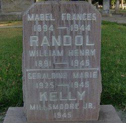 Mabel Frances <i>McGillan</i> Randol