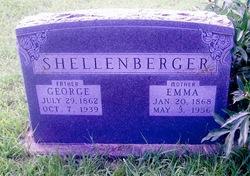 Emma <i>Yahn</i> Shellenberger