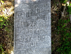 Mary Polly <i>Clem</i> Grim