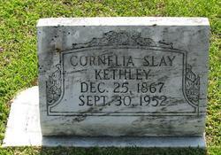 Cornelia <i>Slay</i> Kethley