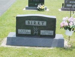 Emma <i>Miller</i> Birky