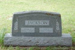 Ada Laura Grace <i>Broad</i> Jackson