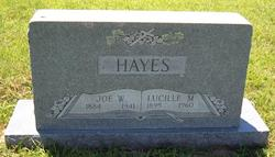 Lucille M. Hayes