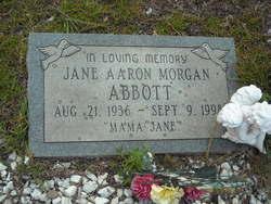 Jane Aaron <i>Morgan</i> Abbott