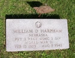 William Dennis Harpham