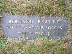 Sgt Bernard Beatty