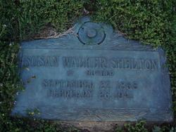 Susan <i>Walker</i> Shelton