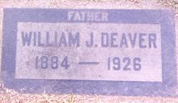 William James Deaver