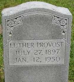 Luther Provost