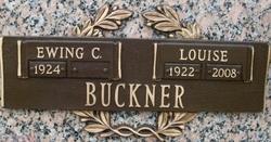 Ewing C Buckner