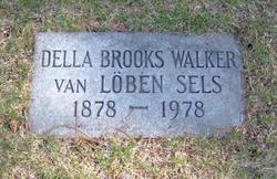 Della <i>Brooks</i> Walker Van Loben Sels
