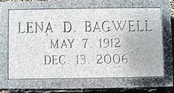 Lena <i>Davenport</i> Bagwell