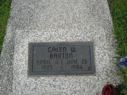 Galen Ward Barton
