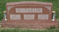 Mildred Almena Minnie <i>Herndon</i> McFarlin